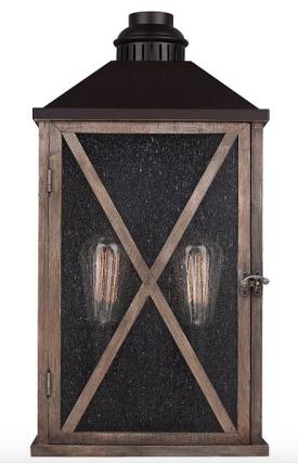 Lantern http://www.ballarddesigns.com/greenford-outdoor-lantern/outdoor-living/lighting/350275
