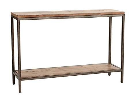 Console Table http://www.ballarddesigns.com/durham-console-table/furniture/living-room/console-tables/393945