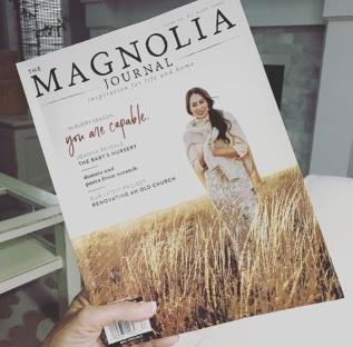 Magnolia Bound